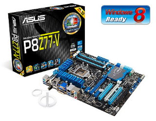 ASUS P8Z77-V ソフトウェアダウンロード