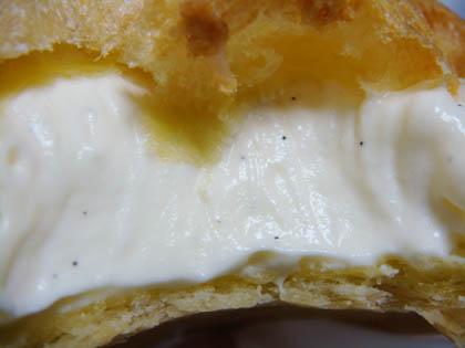ビアードパパの作りたて工房 芳醇 バニラの生クリームシュー