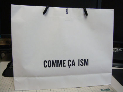 COMME CA ISM ボディバック