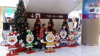 イオンモール広島祇園 クリスマスツリー
