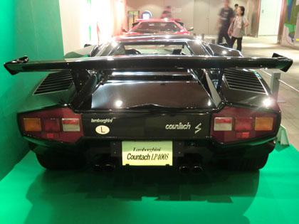 ランボルギーニ カウンタック LP400S