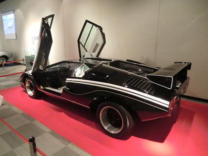 ランボルギーニ カウンタック LP500R