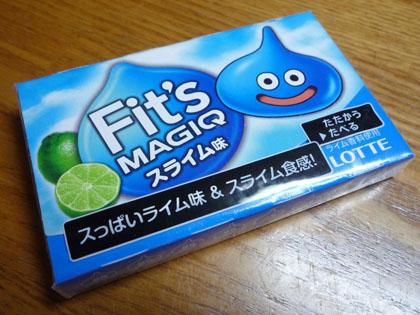 Fit's MAGIQ スライム味
