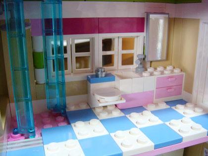 LEGO Friends 3315 ラブリーハウス