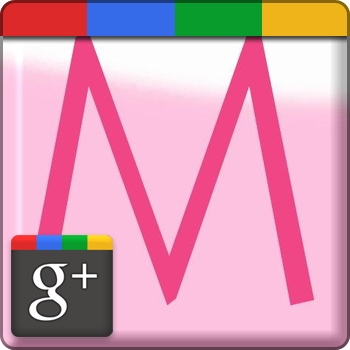 Google+ プロフィールアイコン(マイ・アイコン)