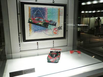 広島市交通科学館 レナウンチャージカラー 55号車