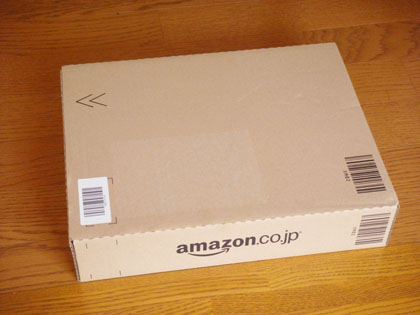 Amazon.co.jp輸送箱