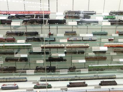広島市交通科学館 鉄道模型