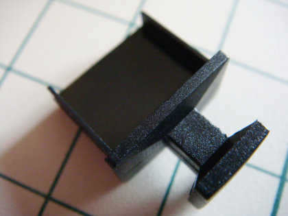 AINEX コネクタカバー取手付 USB Aメス用