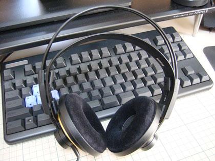 AKG K142HD標準イヤパッド AP142HD
