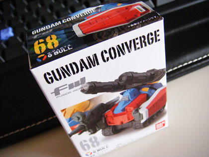 FW GUNDAM CONVERGE 68 G-P.A.T.S. G BULL