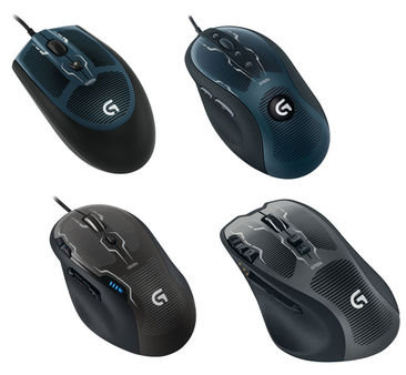 Logitech New ゲーミングマウス
