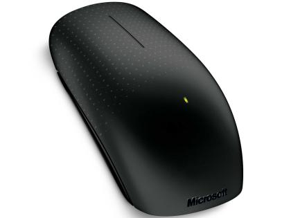 マイクロソフト ブルートラック ワイヤレス マウス Touch Mouse
