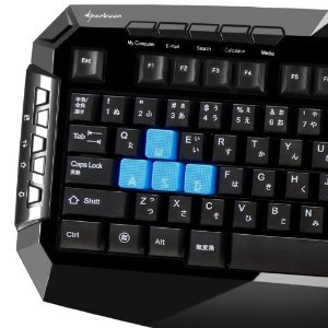 Sharkoon Skiller Gaming Keyboard SGK-SKL