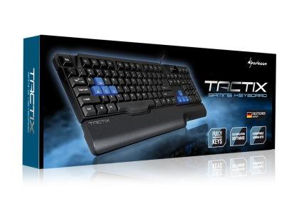 Sharkoon Tactix Gaming Keyboard SGK-TAC