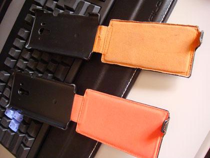 レイ・アウト Xperia acro HD用フラップタイプレザージャケット/ブラック RT-SO03DLC1/B