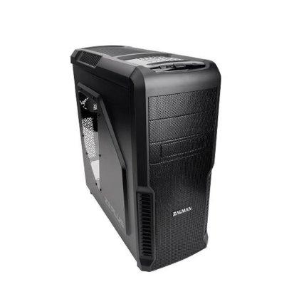 ZALMAN Z3 Plus ATXミドルタワー PCケース ブラック