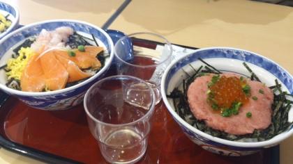 イオンモール広島祇園 フードコート ザ・どん