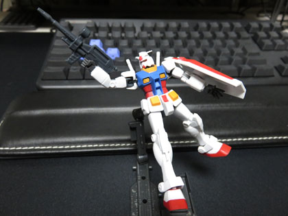 ASSAULT KINGDOM 01 RX-78-2 GUNDAM