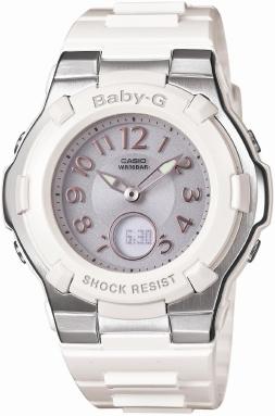 CASIO 腕時計 Baby-G ベビージー タフソーラー 電波時計 MULTIBAND 6 BGA-1100-7BJF レディース