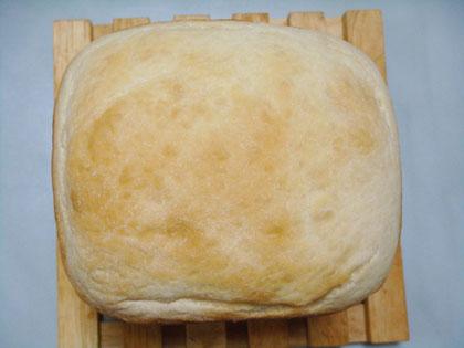 ホームベーカリーによるホットサンド用食パン