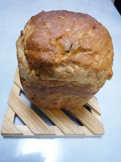 レーズンクルミ入り食パン