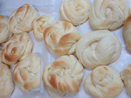 ミルクデニッシュパン