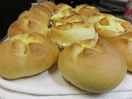 奥さん手作り総菜パン
