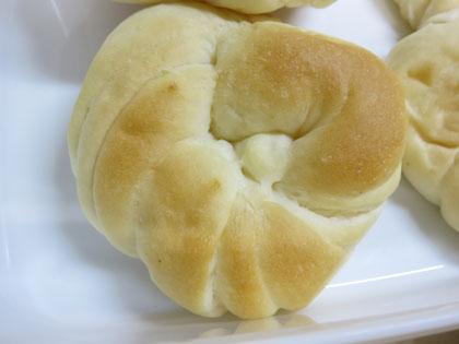 ジャムを練り込んだデニッシュパン