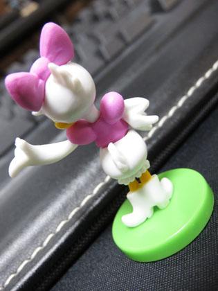 チョコエッグ ディズニーキャラクター 4 No.37 デイジーダッグ