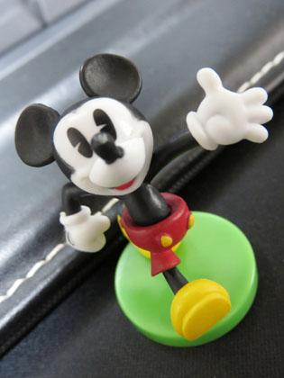 チョコエッグ ディズニーキャラクター 4 No.34 ミッキーマウス