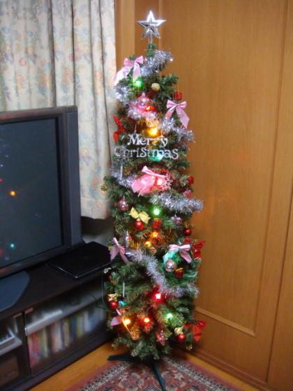 昨年までのクリスマスツリー