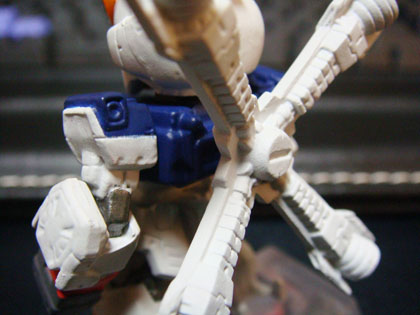 FW GUNDAM CONVERGE クロスボーン・ガンダムX1