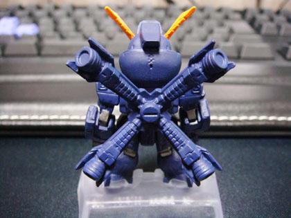 FW GUNDAM CONVERGE クロスボーン・ガンダムX2