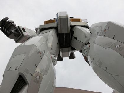 ダイバーシティ東京プラザ RG1/1 RX-78-2ガンダムVer.GFT