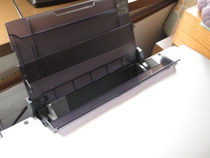 EPSON Colorio PM-A950 背面給紙機能