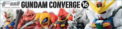 FW GUNDAM CONVERGE 16