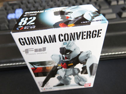 FW GUNDAM CONVERGE RGZ-91 Re-GZ