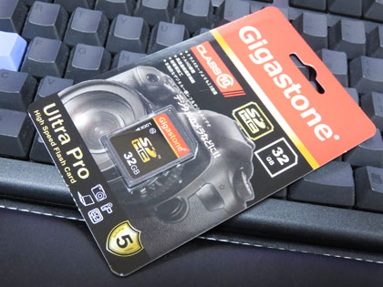 Gigastone SDHC Class 10 32GB 11B1606