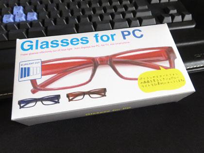 Glasses for PC パソコン用ブルーライトカット メガネ
