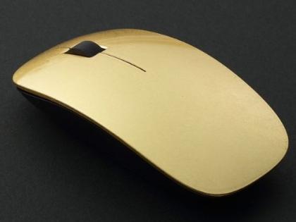 金箔マウス