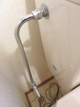 既存の分岐水栓
