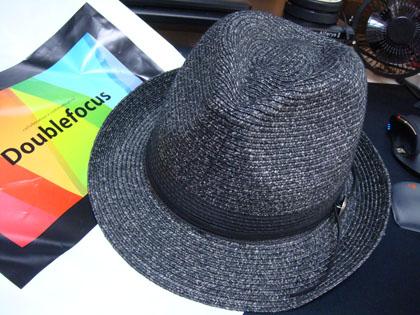 イオン ダブルフォーカス 帽子