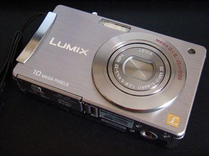 パナソニック ルミックス DMC-FX500
