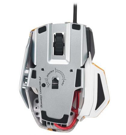 マッドキャッツ タイタンフォール ラット3 オプティカル ゲーミングマウス MC-R3E-TF