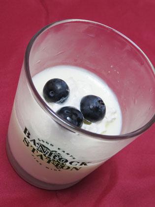 定番手作りミルクプリン