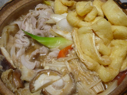だしが決め手の豚みそ鍋スープ 750g