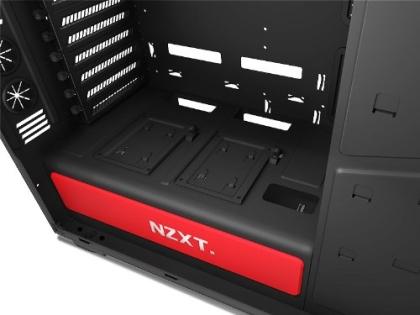 NZXT Digital Game User'sカスタム ミドルタワー ブラック H440W-MB