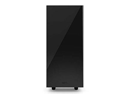 NZXT ミドルタワー オールフラットスタイル ブラック SOURCE340-BK