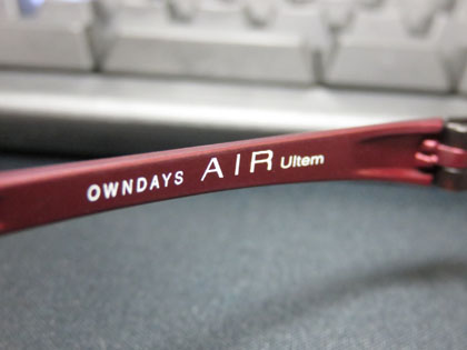 OWNDAYS AIR Ultem